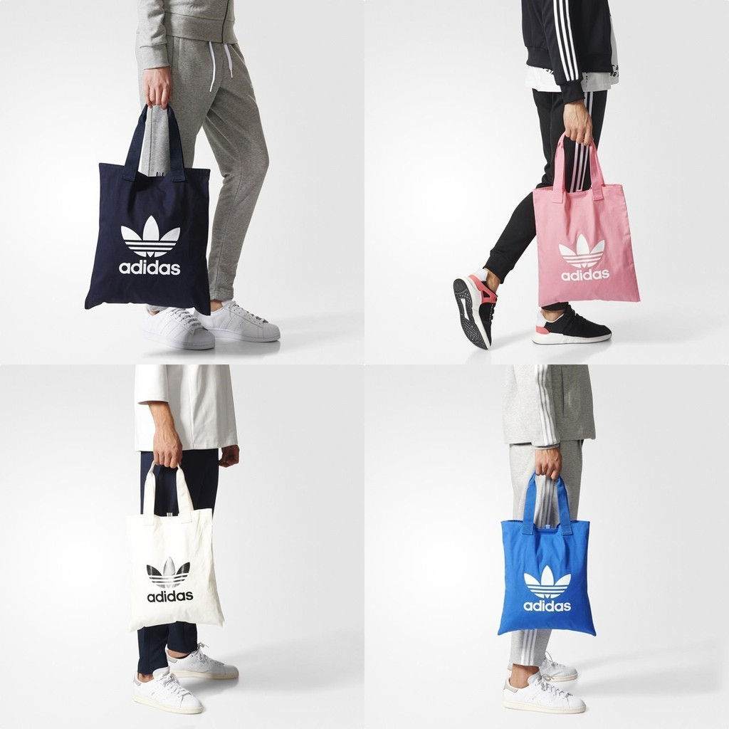⚡️ [ ẢNH THẬT + CÓ SẴN ] Túi Tote bag Adidas Hàng xuất xịn | Cam kết chất lượng nhất với khách hàng