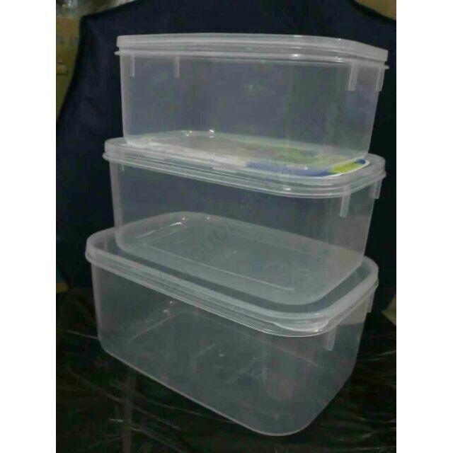 Sỉ 10 Bộ 30 hộp nhựa đựng thực phẩm cao cấp Việt Nhật
