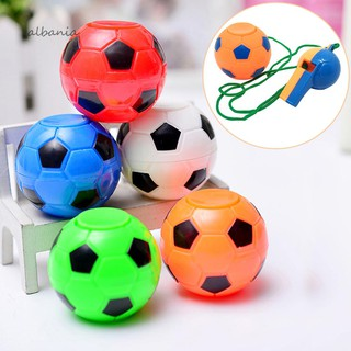 ❀AL❀Mini Football Shape Hand Spinner Finger World Cup Stress Relief Adult Kid Toy