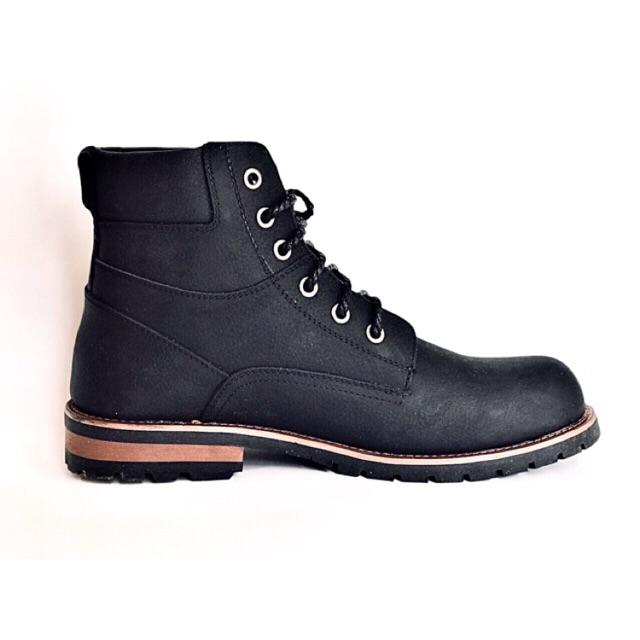 Giày Tefoss HN612 màu đen s