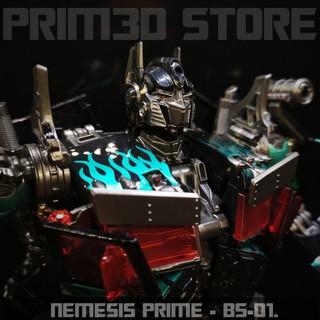 Mô hình Optimus Prime đen (Nemesis Prime) BS-01