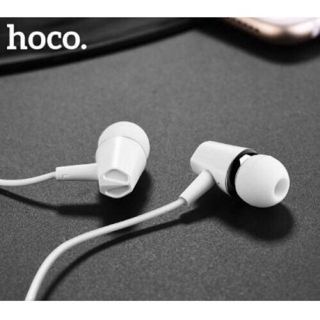 Tai nghe nhét tai Hoco M34 chính hãng