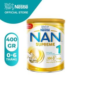 Sữa Bột Nestlé NAN SUPREME 1 – Hộp 400gram