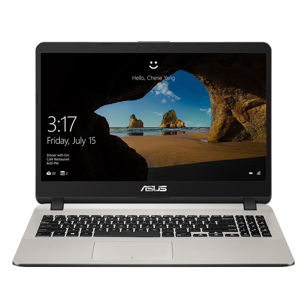 Laptop Asus Vivobook X507UA-Core i3-7020U/Win10