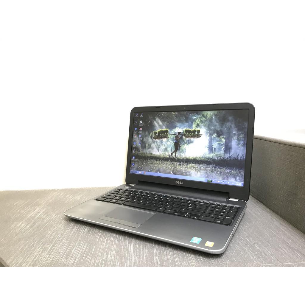 Dell Inspiron 3537, Core i5 4200U, RAM 4GB, Ổ cứng 1000GB, Card rời, Màn hình 15 inch Giá chỉ 5.200.000₫