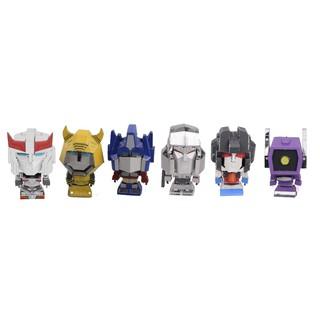 Đồ chơi mô hình kim loại MU Transformers G5 mini - Optimus Prime, Bumblebee, Megatron, Ataracream, Prowl, Shockwave
