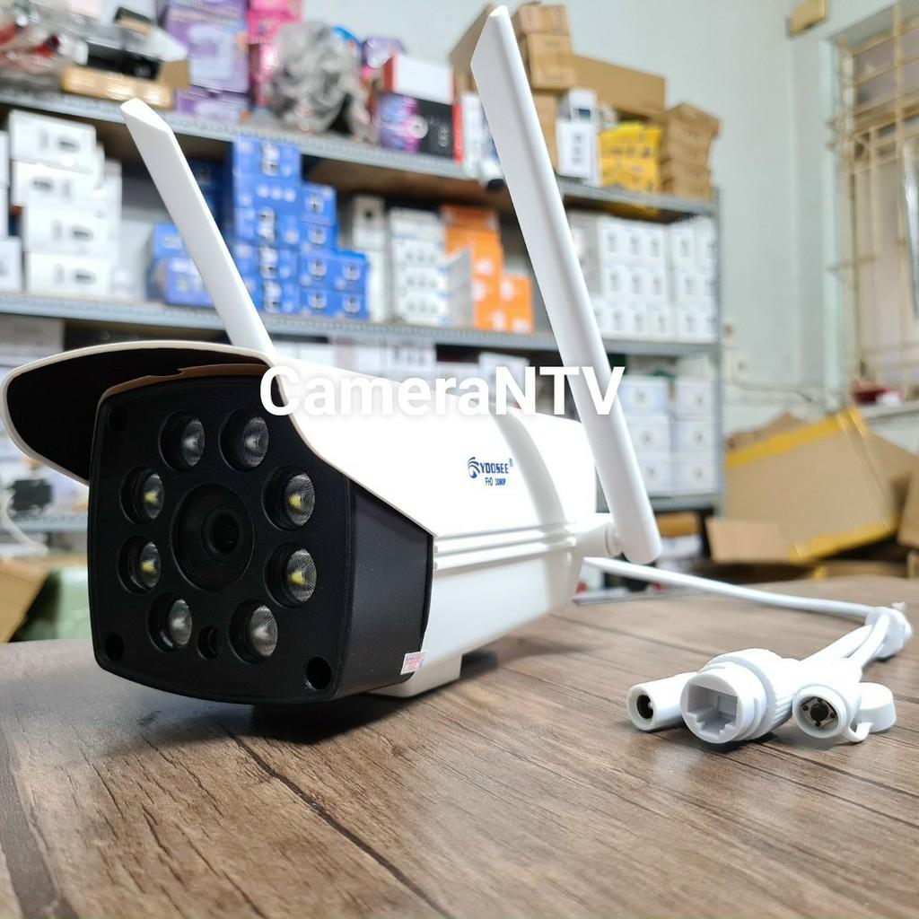 Camera yoosee IP016 - HD1080 chống trộm, chống nước, quay có màu ban đêm