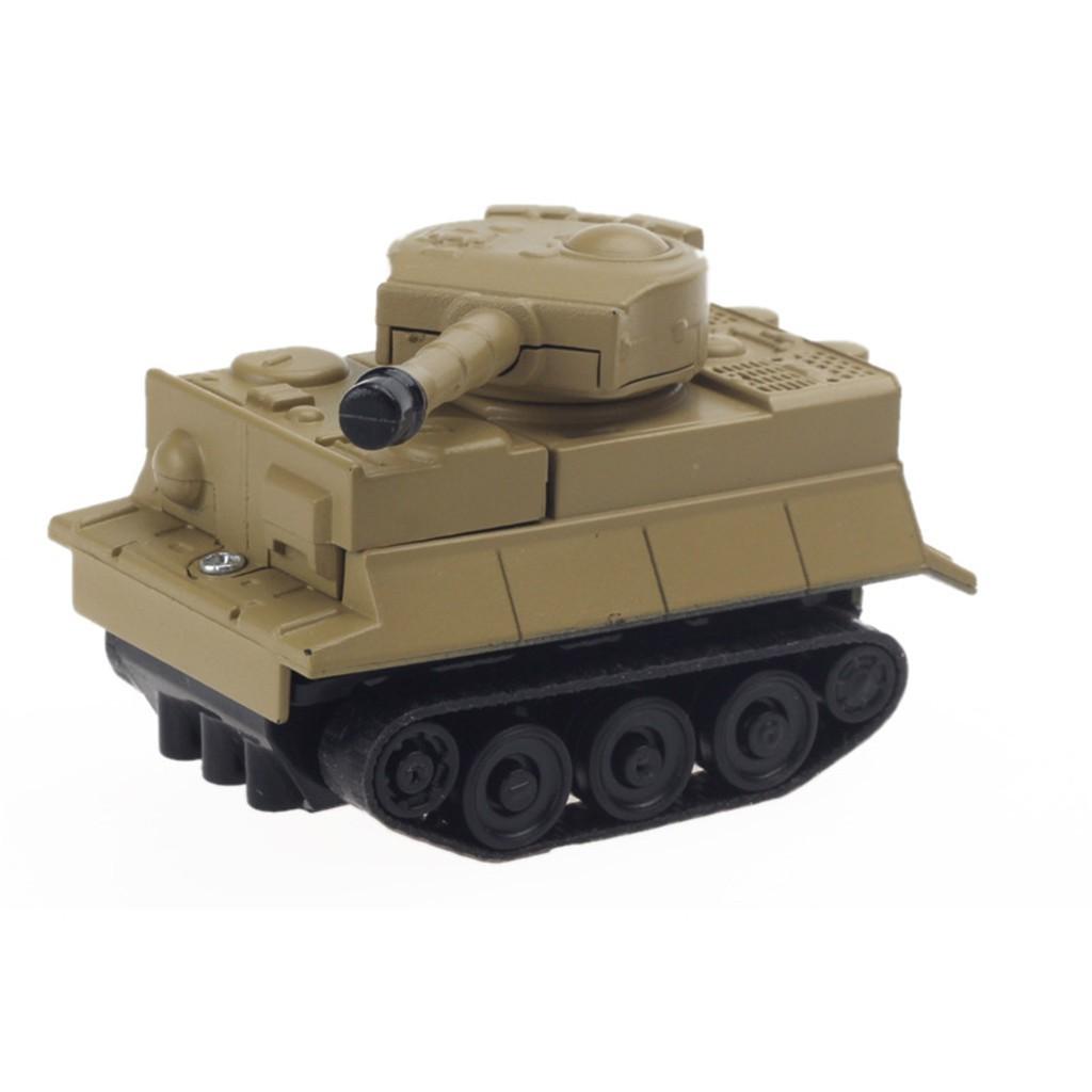 Magic Inductive Tank Follows Black Line Magic Toy Car for Kids & Children