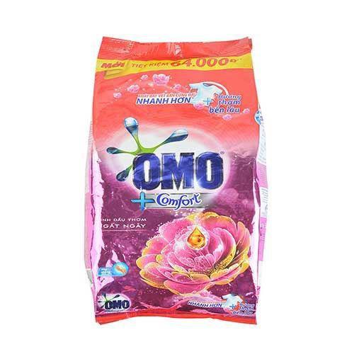 [GIẢM GIÁ SỐC] Bột giặt OMO comfort tinh dầu thơm ngây ngất  2.7kg- sản phẩm chính hãng unilever
