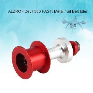 PK ALZRC – Devil 380 FAST Metal Tail Belt Idler D380-U04 Helicopter Accessories