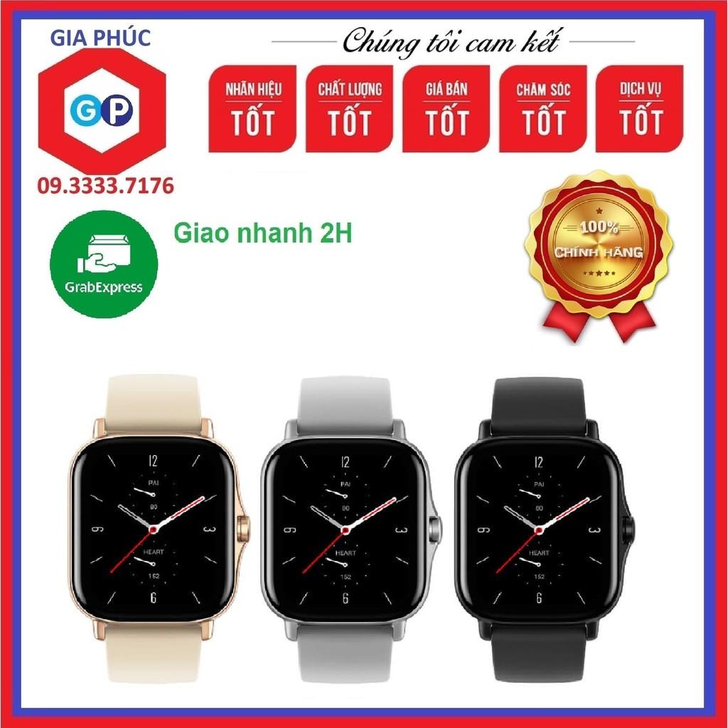 [bảo hành 12 tháng] Đồng hồ thông minh Amazfit GTS 2 - hàng chính hãng