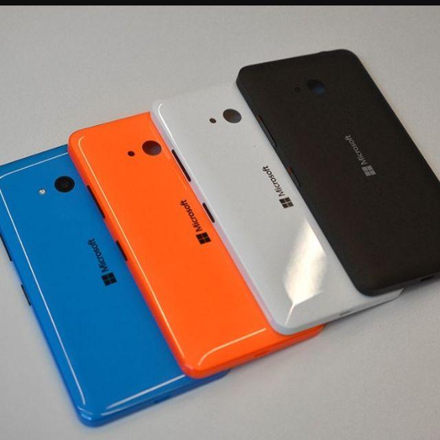 Vỏ thay nắp lưng Lumia 640 xịn nhiều màu - 3491363 , 1191915643 , 322_1191915643 , 75000 , Vo-thay-nap-lung-Lumia-640-xin-nhieu-mau-322_1191915643 , shopee.vn , Vỏ thay nắp lưng Lumia 640 xịn nhiều màu