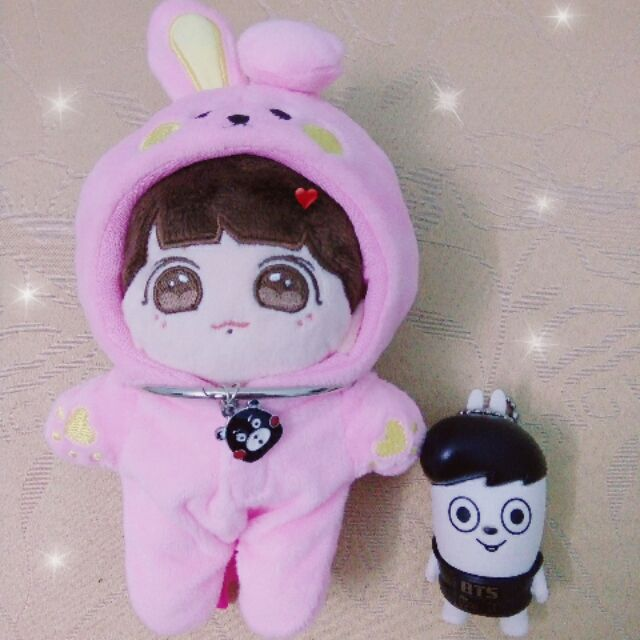 Outfit for doll 15cm