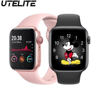 UTELITE Series 5 Smartwatch Q520 handheld smart watch with touch screen 1.54inch 44mm