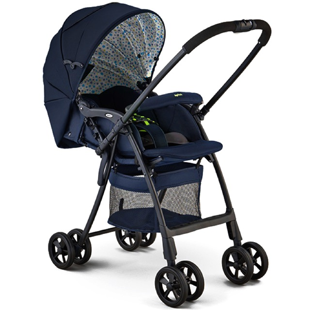 Xe đẩy Nhật Bản Aprica Karoon Plus High Seat - The best stroller brand from Japan (Aprica)