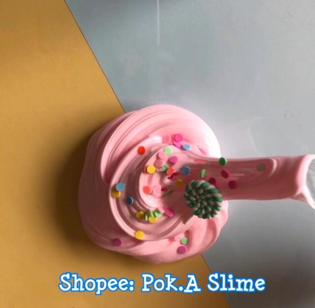 Slime Candy cream - chất butter slime (slime bơ)
