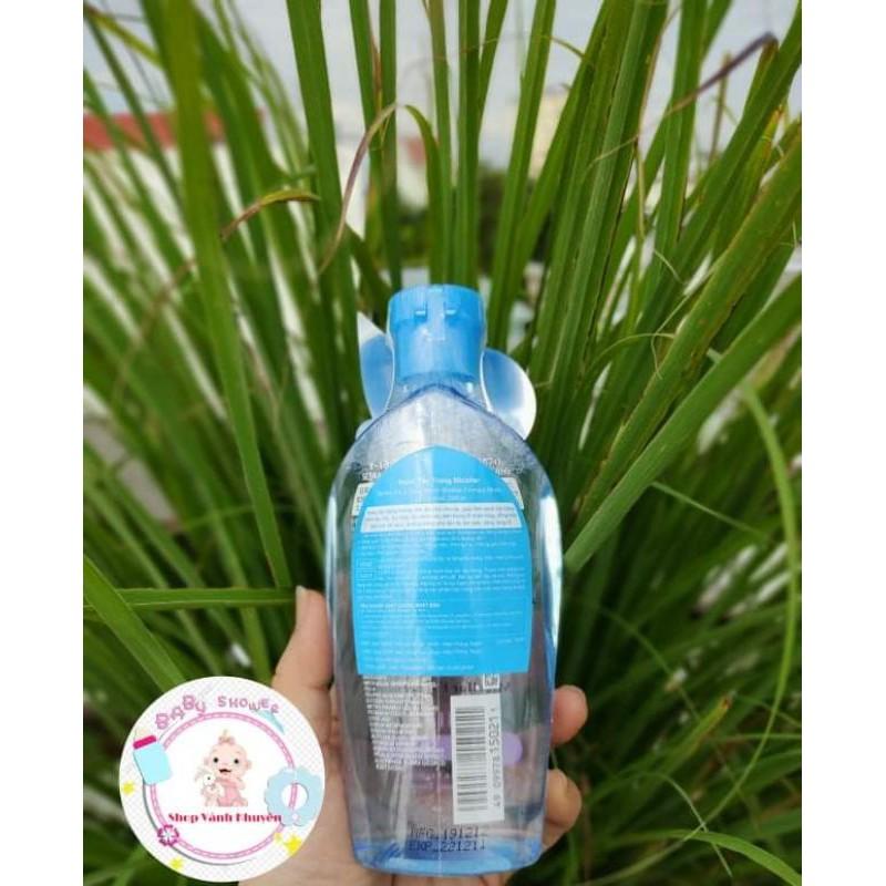 Nước Tẩy Trang Micellar Chốngater Fresh 230ml Bóng Dầu Senka All Clear Wml