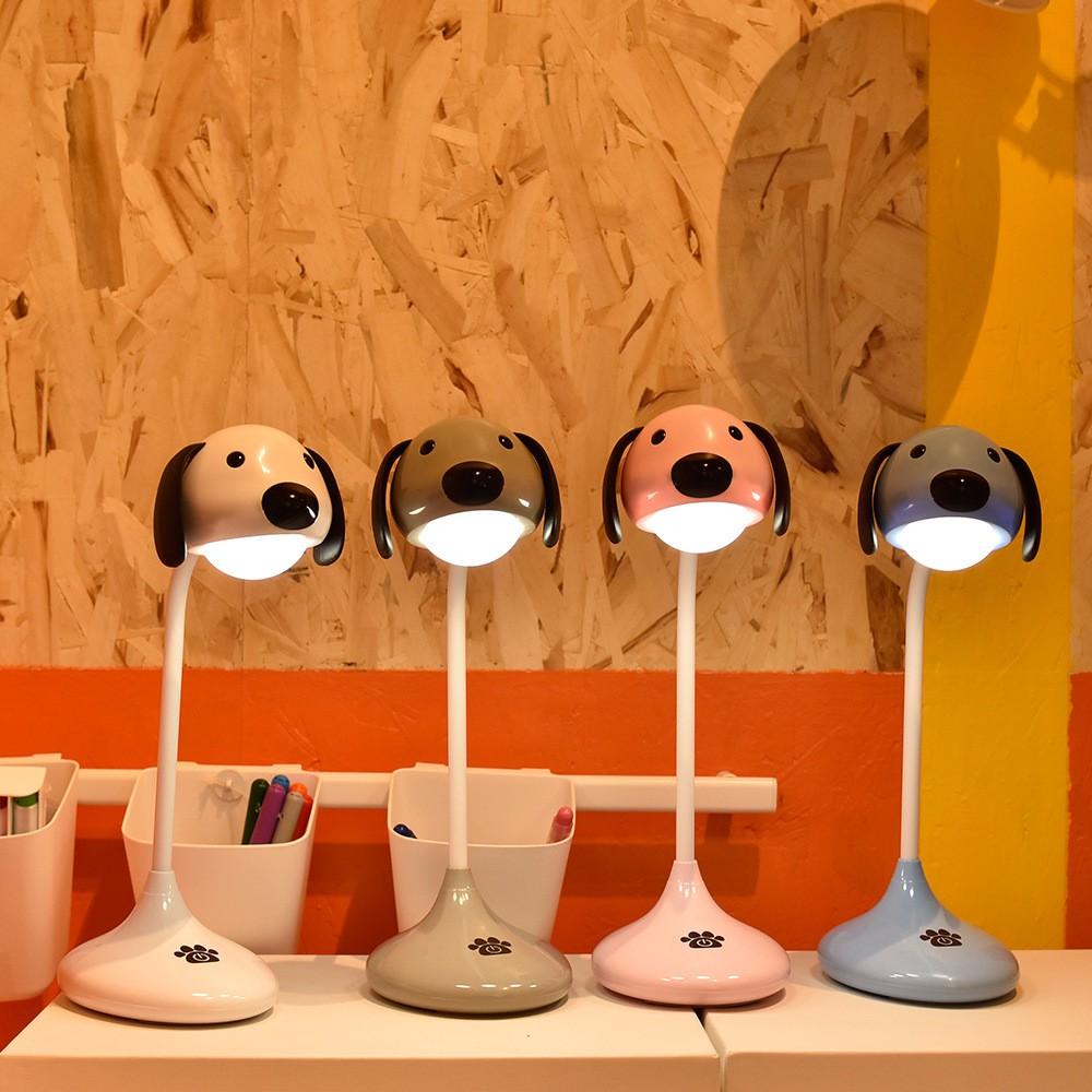 đèn led để bàn hình nhân vật hoạt hình