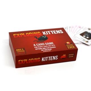 Mèo nổ exploding kittens