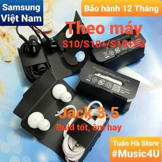 Tai nghe AKG Jack 3.5mm cho Samsung S8 Note 8 S9 Note 9 S10 âm chất bass tốt Tuấn Hà Store