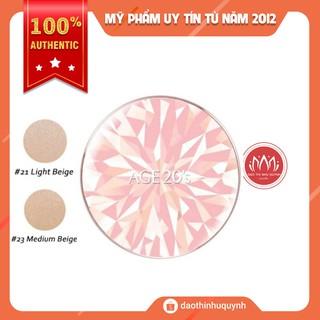PHẤN NỀN KIM CƯƠNG AGE 20 S ESSENCE COVER PACT DIAMOND PINK SPF 50+PA +++ thumbnail