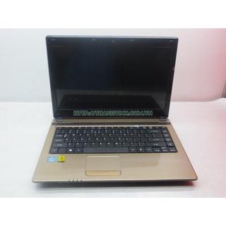 Laptop Cũ Acer Aspire 4752G/ CPU Core i5-2370M/ Ram 4GB/ Ổ Cứng HDD 750GB/ VGA Intel HD Graphics/ LCD 14.0″ inch