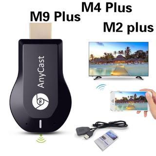 Bộ Thiết Bị Kết Nối Wifi M2 M4 M9 Plus Anycast Hdmi Tv 1080p Mira