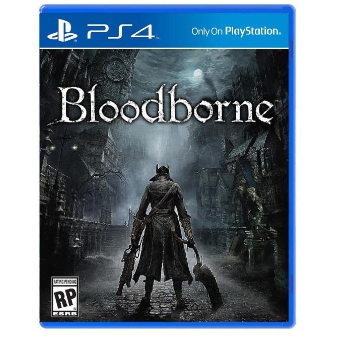 Đĩa Game PS4 : Bloodborne US