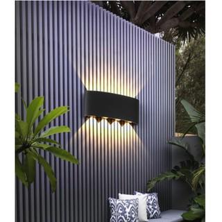 Đèn trang trí hắt tường 2 đầu 6w chống nước TN188 – Decor lighting