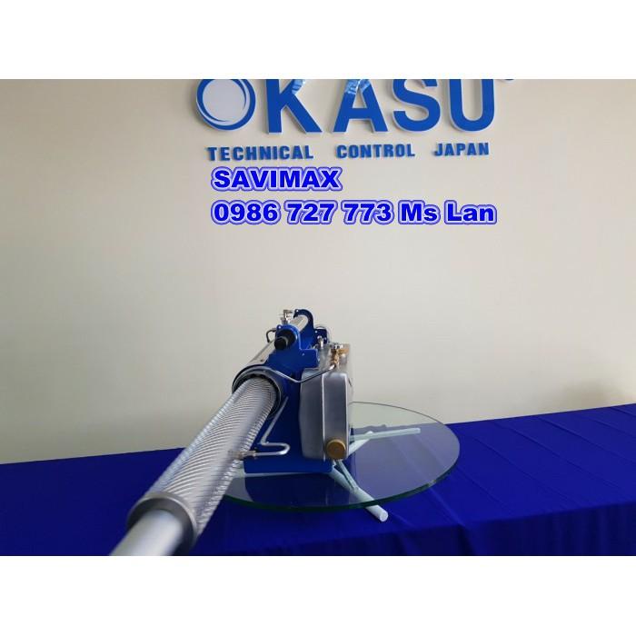 Máy phun khói diệt côn trùng OKASU OKA-250, máy phun khói xuất xứ Hàn