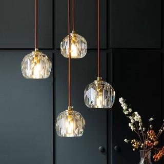 Đèn thả trang trí bàn ăn, thả thông tầng, quán cafe, shop quần áo HTK032