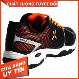   Xả Hết Kho   Giày tennis Nexgen NX16187 (đen – cam) Cao Cấp hot Có Sẵn . : 😍 . : ✔️ [ NEW ] . rẻ HOT ✔ ⚭ L : ' , ) ˢ
