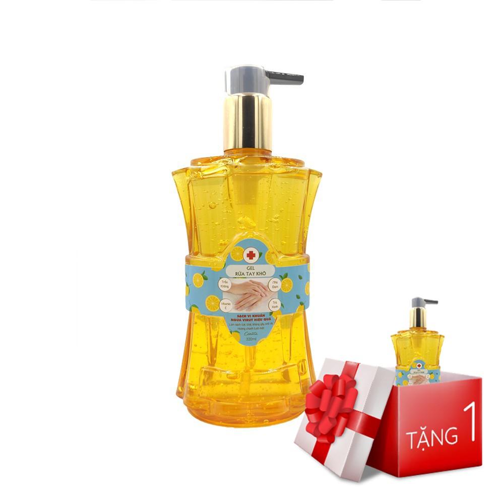 Gel rửa tay khô Cenota, sạch vi khuẩn, ngừa virut 320ml