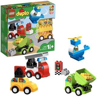LEGO DUPLO 10886 Bộ Xe Hơi Đầu Tiên Của Bé (34 Mảnh Ghép) [Sealed, Chính Hãng]