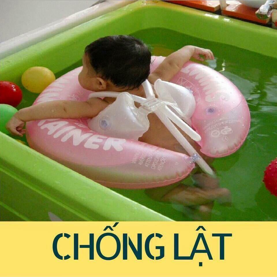 Phao tập bơi chống lật an toàn cho bé yêu