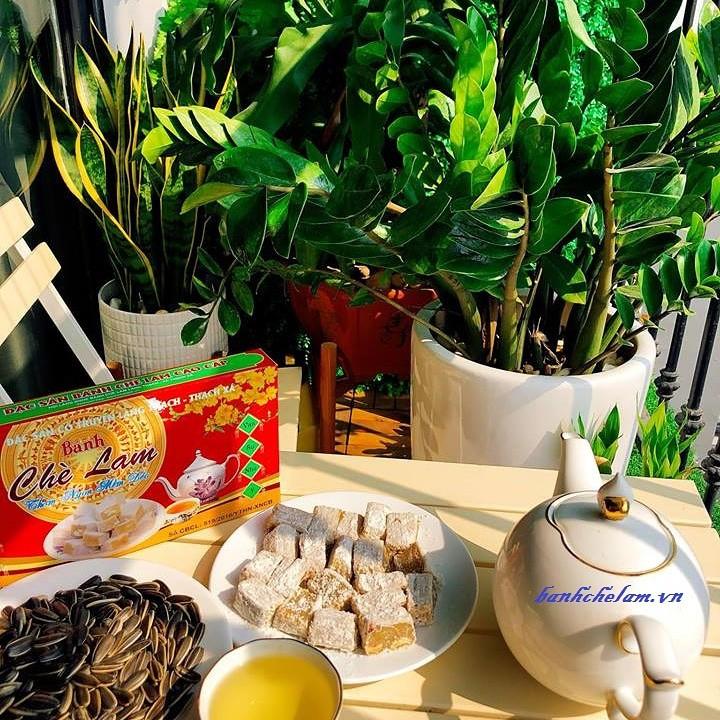 3 hộp chè lam 🏵️FREESHIP🏵️ Chè lam đặc sản Thạch Thất Hà Nội (loại đặc biệt)