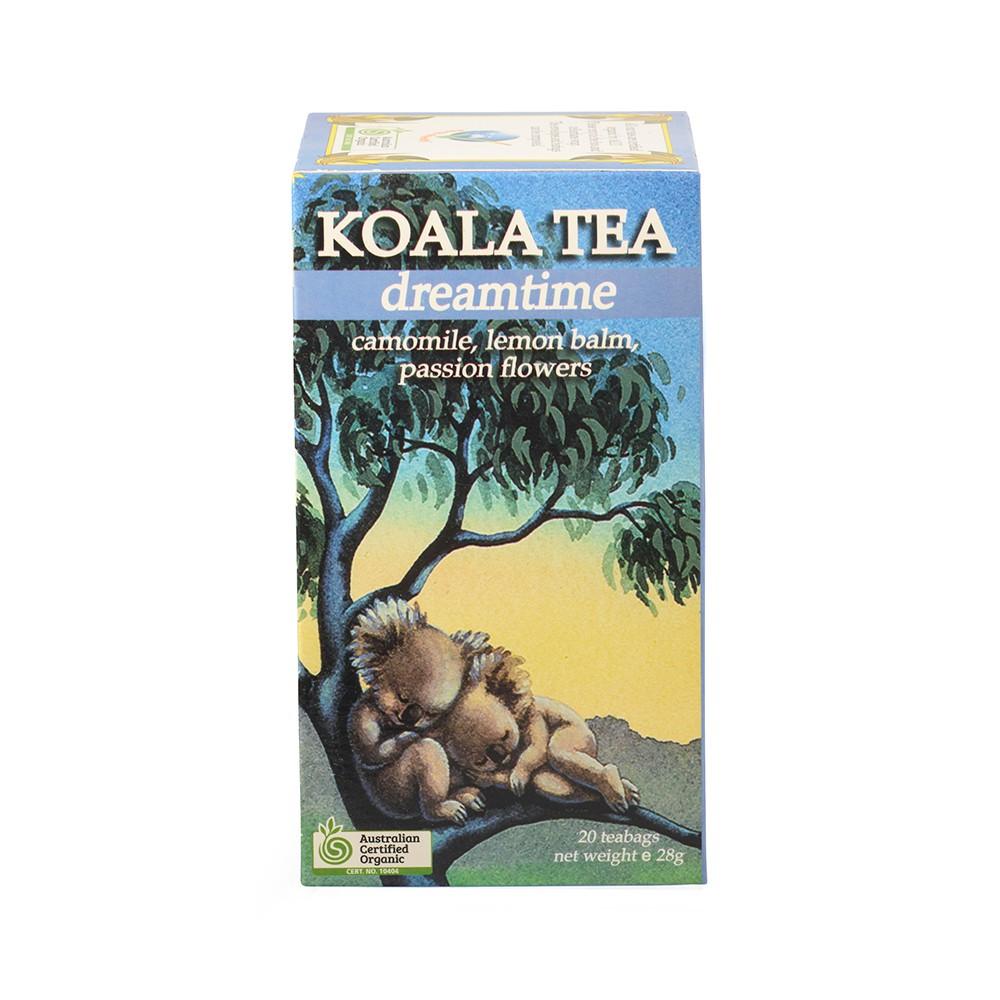 Trà hữu cơ giúp ngủ ngon Koala Tea