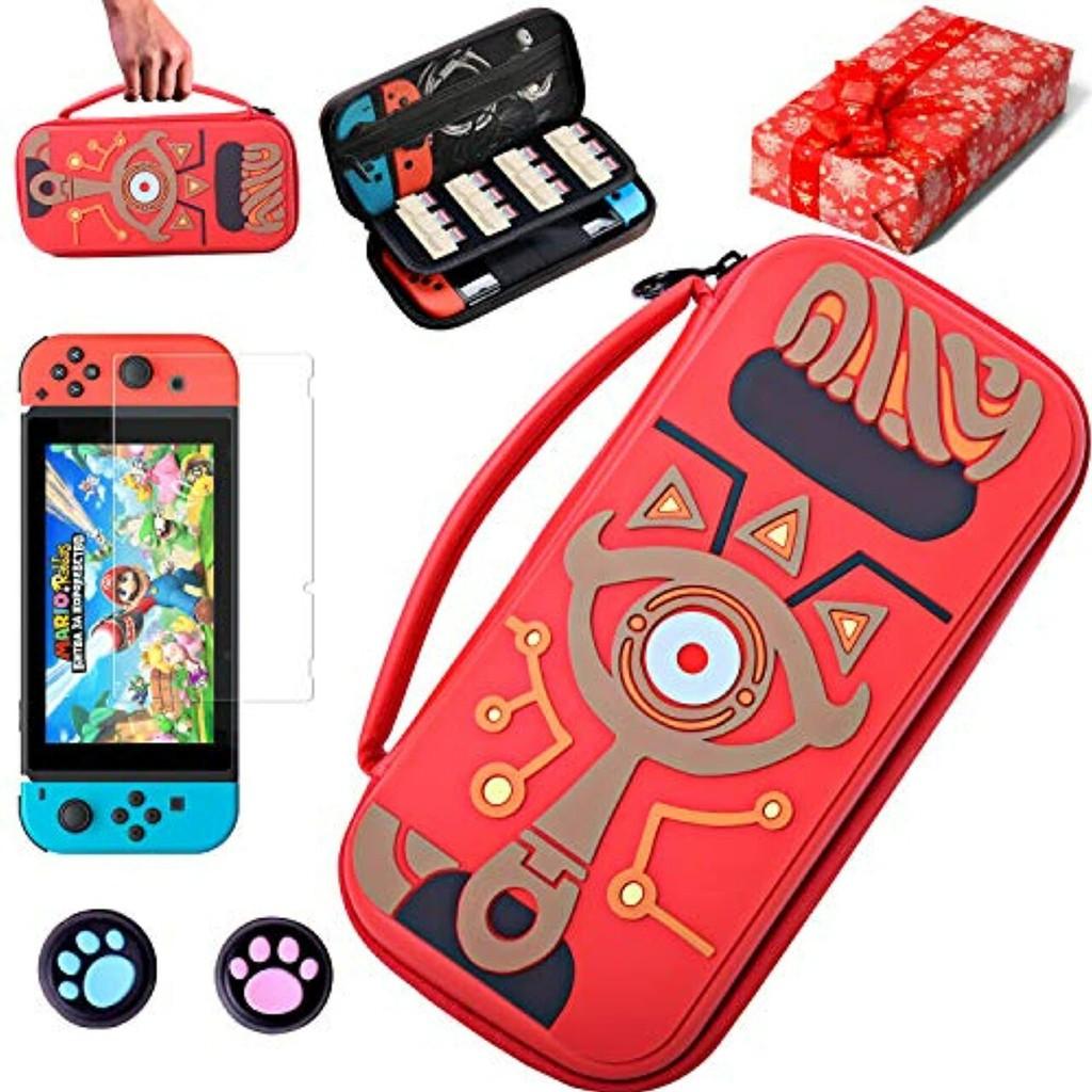 Bóp đựng Nintendo Sheikah Slate Nintendo Switch và Nintendo Switch Lite