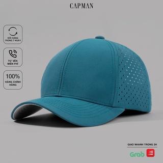 Mũ lưỡi trai CAPMAN chính hãng full box, nón kết nam dù CM64 freesize thumbnail