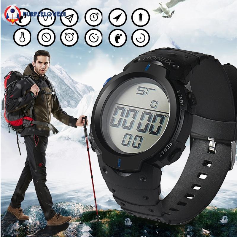 Đồng hồ điện tử chống nước màn hình lớn