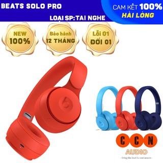 Tai nghe bluetooth onear Beats Solo Pro, tai nghe không dây âm thanh cực hay, chống ồn tốt