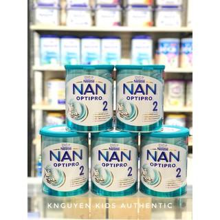 Sữa Nan Nga Xách Tay Đủ Bill 800g Các Số 1, 2, 3, 4 [Hàng có sẵn]