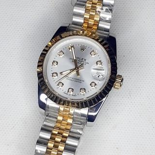 Đồng hồ nữ ROLEX khía Quarzt kính sapphire chống nước thumbnail