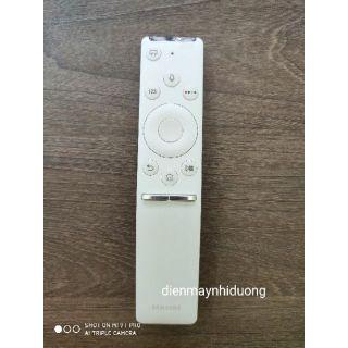 Điều khiển tivi Samsung A3 dòng KU - điều khiển bằng giọng nói - hàng chính hãng