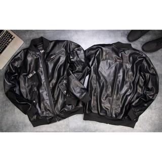 Áo khoác da nam(MÃ OTLL-LÓT LÔNG) xịn thiết kế theo đang hot nhất hiện nay