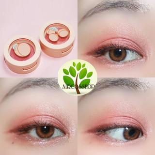 Phấn mắt Aritaum Mono Eyes Peach Apricot Collection (Một sản phẩm của Amore Pacific) thumbnail
