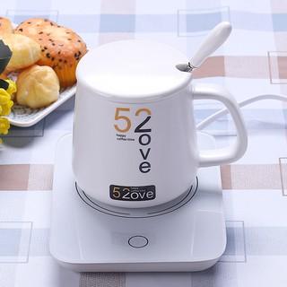 Máy Hâm Nóng Đồ Uống Mini Bằng Điện 55 Độ C – Tiện Lợi Cho Văn Phòng