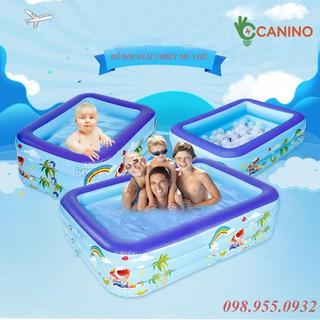 🎁Siêu Quà Hấp Dẫn🎁 Bể Bơi Phao Bơm Hơi Siêu Tiện Dụng Tại Nhà Nhiều Kích Thước
