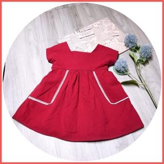 Váy đũi bé gái