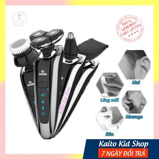 [Chính Hãng] Máy cạo râu đa năng thế hệ mới tự động mài lưỡi cạo, chống nước tuyệt đối, Bảo Hành 3 tháng Kaito Kid Shop